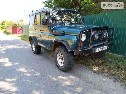 Зелений УАЗ 31512, об'ємом двигуна 2.5 л та пробігом 56 тис. км за 5700 $, фото 1 на Automoto.ua