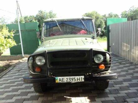 Зелений УАЗ 31512, об'ємом двигуна 2.45 л та пробігом 90 тис. км за 2022 $, фото 1 на Automoto.ua