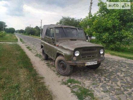 Зелений УАЗ 31512, об'ємом двигуна 2.4 л та пробігом 96 тис. км за 1150 $, фото 1 на Automoto.ua
