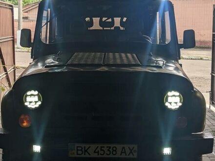 Зелений УАЗ 31512, об'ємом двигуна 2.7 л та пробігом 111 тис. км за 5250 $, фото 1 на Automoto.ua