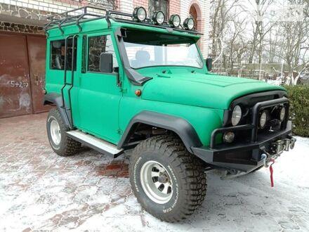 Зелений УАЗ 31512, об'ємом двигуна 0 л та пробігом 10 тис. км за 8500 $, фото 1 на Automoto.ua
