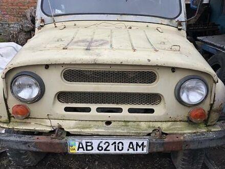 Помаранчевий УАЗ 31512, об'ємом двигуна 2.4 л та пробігом 40 тис. км за 1500 $, фото 1 на Automoto.ua