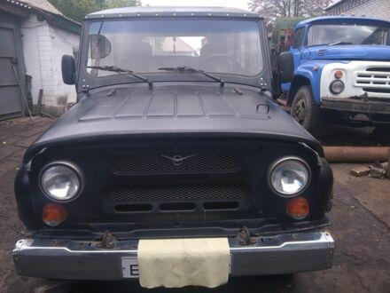 Черный УАЗ 31514, объемом двигателя 2.9 л и пробегом 51 тыс. км за 2400 $, фото 1 на Automoto.ua