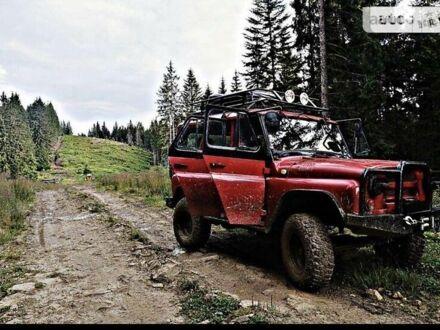 Красный УАЗ 31514, объемом двигателя 3 л и пробегом 10 тыс. км за 5500 $, фото 1 на Automoto.ua
