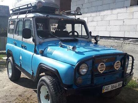 Синий УАЗ 31514, объемом двигателя 0 л и пробегом 5 тыс. км за 3500 $, фото 1 на Automoto.ua