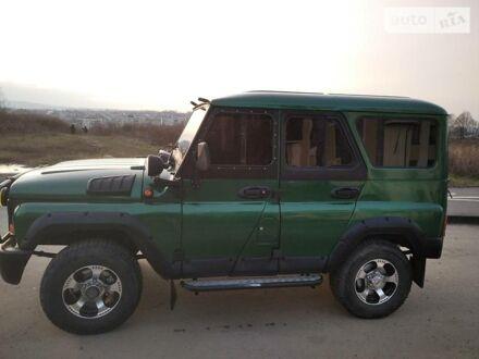 Зелений УАЗ 31514, об'ємом двигуна 2.5 л та пробігом 28 тис. км за 6500 $, фото 1 на Automoto.ua