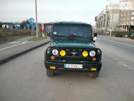 Зеленый УАЗ 31514, объемом двигателя 2.5 л и пробегом 30 тыс. км за 5900 $, фото 1 на Automoto.ua