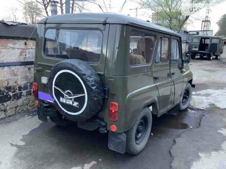 Зелений УАЗ 31514, об'ємом двигуна 2.5 л та пробігом 105 тис. км за 2800 $, фото 1 на Automoto.ua