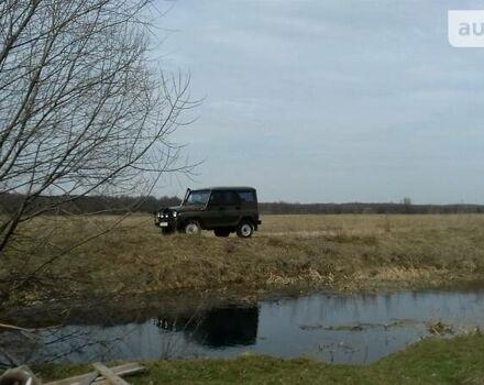 Зелений УАЗ 31514, об'ємом двигуна 2.5 л та пробігом 45 тис. км за 4400 $, фото 1 на Automoto.ua