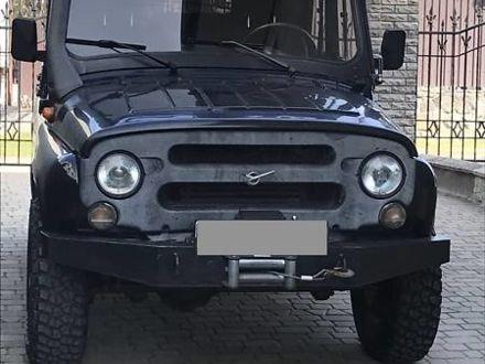 Черный УАЗ 31519, объемом двигателя 2.7 л и пробегом 71 тыс. км за 6150 $, фото 1 на Automoto.ua