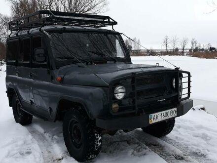 Сірий УАЗ 31519, об'ємом двигуна 2.9 л та пробігом 68 тис. км за 4100 $, фото 1 на Automoto.ua