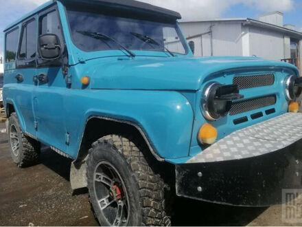 Синий УАЗ 31519, объемом двигателя 2.5 л и пробегом 77 тыс. км за 6900 $, фото 1 на Automoto.ua