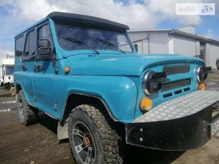 Синій УАЗ 31519, об'ємом двигуна 2.5 л та пробігом 77 тис. км за 6900 $, фото 1 на Automoto.ua