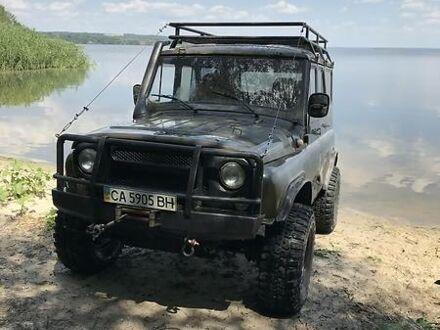 Зеленый УАЗ 31519, объемом двигателя 2.9 л и пробегом 75 тыс. км за 5200 $, фото 1 на Automoto.ua