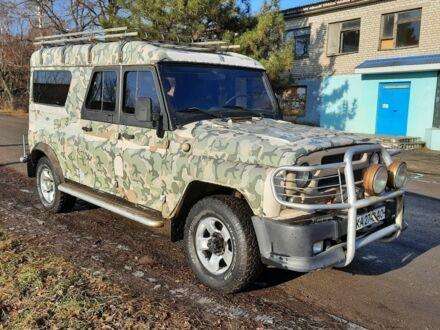 Бежевий УАЗ 315195, об'ємом двигуна 2.9 л та пробігом 35 тис. км за 3600 $, фото 1 на Automoto.ua