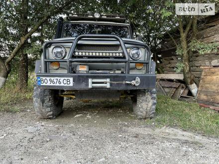 Сірий УАЗ 315195, об'ємом двигуна 2.7 л та пробігом 150 тис. км за 6000 $, фото 1 на Automoto.ua