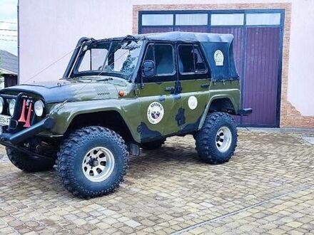 Зеленый УАЗ 3152, объемом двигателя 3.5 л и пробегом 20 тыс. км за 7999 $, фото 1 на Automoto.ua