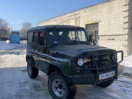 Зелений УАЗ 3152, об'ємом двигуна 2.7 л та пробігом 2 тис. км за 5900 $, фото 1 на Automoto.ua