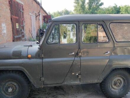 Зелений УАЗ 3159, об'ємом двигуна 2.4 л та пробігом 1 тис. км за 1400 $, фото 1 на Automoto.ua