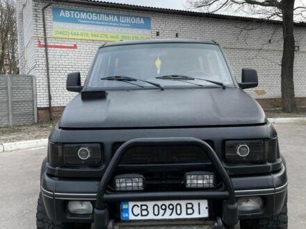 Чорний УАЗ 3160, об'ємом двигуна 3 л та пробігом 80 тис. км за 4900 $, фото 1 на Automoto.ua