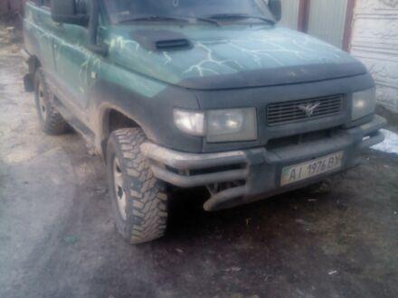Зелений УАЗ 3160, об'ємом двигуна 2.9 л та пробігом 5 тис. км за 2550 $, фото 1 на Automoto.ua