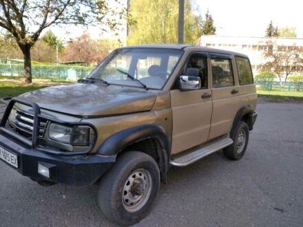 Бежевий УАЗ 3160 Симбир, об'ємом двигуна 2.7 л та пробігом 280 тис. км за 3000 $, фото 1 на Automoto.ua