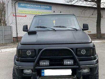 Чорний УАЗ 3160 Симбир, об'ємом двигуна 0 л та пробігом 80 тис. км за 4900 $, фото 1 на Automoto.ua