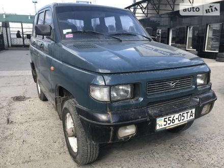 УАЗ 3160 Симбир, об'ємом двигуна 2.7 л та пробігом 67 тис. км за 2900 $, фото 1 на Automoto.ua