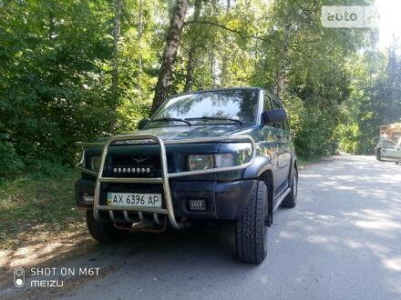 Зелений УАЗ 3160 Симбир, об'ємом двигуна 2.7 л та пробігом 200 тис. км за 4900 $, фото 1 на Automoto.ua