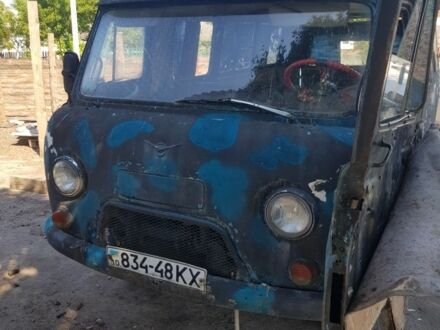Синій УАЗ 3162, об'ємом двигуна 2.5 л та пробігом 2 тис. км за 500 $, фото 1 на Automoto.ua