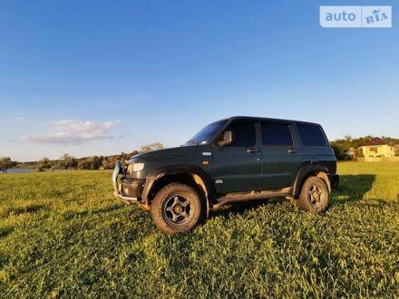 Зелений УАЗ 3162, об'ємом двигуна 2.7 л та пробігом 100 тис. км за 6000 $, фото 1 на Automoto.ua