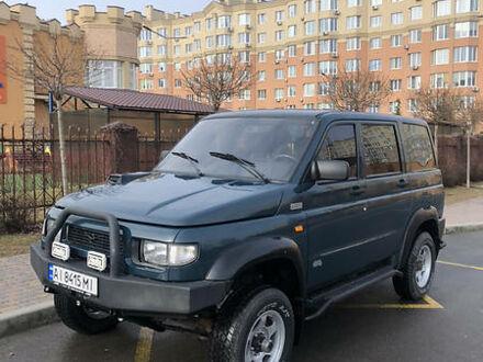 Зеленый УАЗ 3162, объемом двигателя 2.7 л и пробегом 20 тыс. км за 6500 $, фото 1 на Automoto.ua