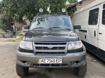 Черный УАЗ 3163, объемом двигателя 2.7 л и пробегом 260 тыс. км за 7000 $, фото 1 на Automoto.ua
