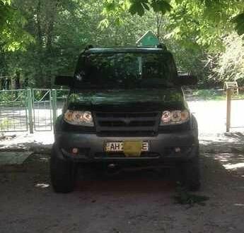 Чорний УАЗ 3163, об'ємом двигуна 2.7 л та пробігом 145 тис. км за 5000 $, фото 1 на Automoto.ua
