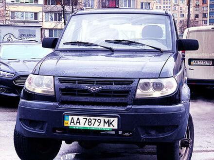 Черный УАЗ 3163, объемом двигателя 2.7 л и пробегом 299 тыс. км за 5300 $, фото 1 на Automoto.ua