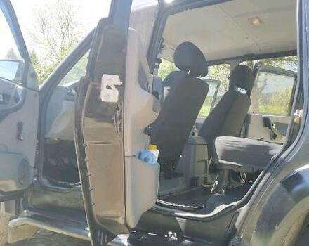 Чорний УАЗ 3163, об'ємом двигуна 2.7 л та пробігом 75 тис. км за 6250 $, фото 1 на Automoto.ua