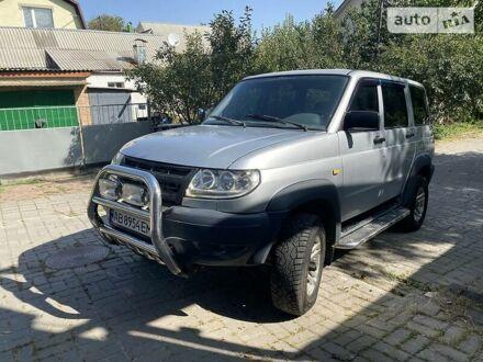 Сірий УАЗ 3163, об'ємом двигуна 2.7 л та пробігом 69 тис. км за 5100 $, фото 1 на Automoto.ua