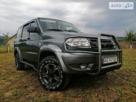 Серый УАЗ 3163, объемом двигателя 2.7 л и пробегом 191 тыс. км за 6450 $, фото 1 на Automoto.ua