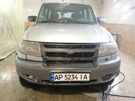 Серый УАЗ 3163, объемом двигателя 2.7 л и пробегом 333 тыс. км за 0 $, фото 1 на Automoto.ua