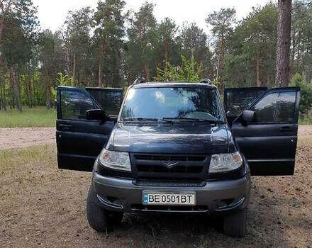 Синій УАЗ 3163, об'ємом двигуна 2.7 л та пробігом 210 тис. км за 5000 $, фото 1 на Automoto.ua