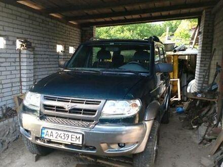 Зеленый УАЗ 3163, объемом двигателя 2.7 л и пробегом 390 тыс. км за 3100 $, фото 1 на Automoto.ua