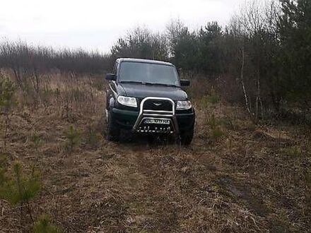Зелений УАЗ 3163, об'ємом двигуна 2.7 л та пробігом 132 тис. км за 6500 $, фото 1 на Automoto.ua