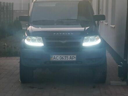Зелений УАЗ 3164, об'ємом двигуна 2.7 л та пробігом 170 тис. км за 6300 $, фото 1 на Automoto.ua