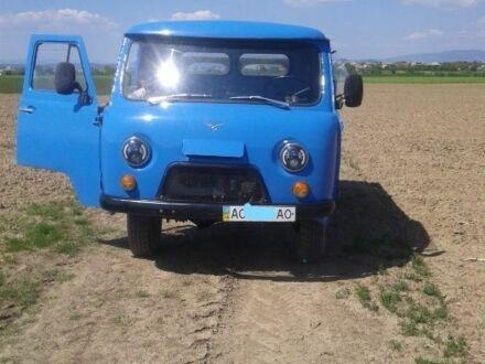 Голубий УАЗ 3303, об'ємом двигуна 2.5 л та пробігом 1 тис. км за 5000 $, фото 1 на Automoto.ua