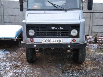 Сірий УАЗ 3303, об'ємом двигуна 2.5 л та пробігом 35 тис. км за 1500 $, фото 1 на Automoto.ua