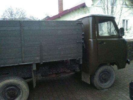 Зелений УАЗ 3303, об'ємом двигуна 2.4 л та пробігом 10 тис. км за 2100 $, фото 1 на Automoto.ua