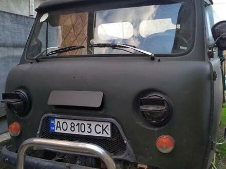 Зелений УАЗ 3303, об'ємом двигуна 2.4 л та пробігом 2 тис. км за 2700 $, фото 1 на Automoto.ua