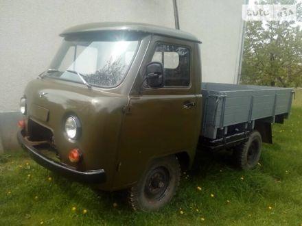 Зелений УАЗ 3303, об'ємом двигуна 0 л та пробігом 111 тис. км за 3800 $, фото 1 на Automoto.ua