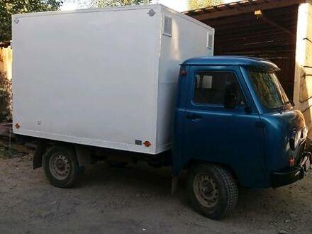 Синій УАЗ 33036, об'ємом двигуна 2.4 л та пробігом 50 тис. км за 4200 $, фото 1 на Automoto.ua