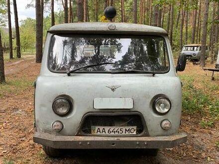 Серый УАЗ 3741, объемом двигателя 2.5 л и пробегом 66 тыс. км за 1000 $, фото 1 на Automoto.ua